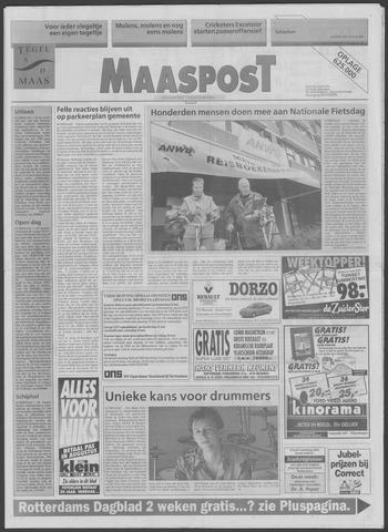 Maaspost / Maasstad / Maasstad Pers 1995-05-17