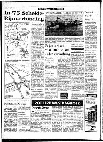 Rotterdamsch Parool / De Schiedammer 1970-06-02