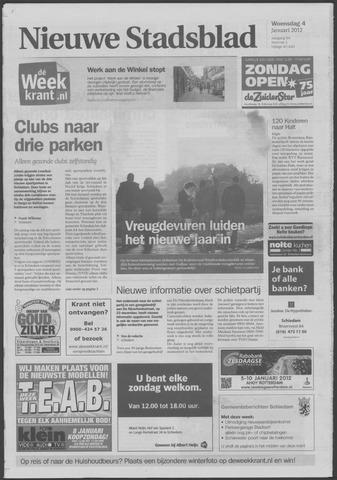 Het Nieuwe Stadsblad 2012