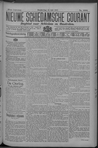 Nieuwe Schiedamsche Courant 1917-07-12