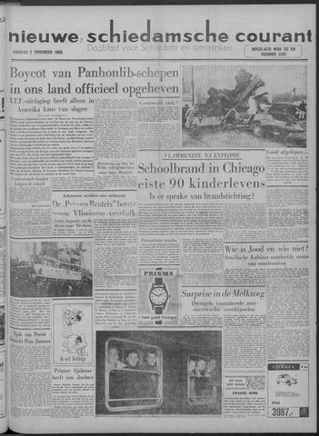 Nieuwe Schiedamsche Courant 1958-12-02