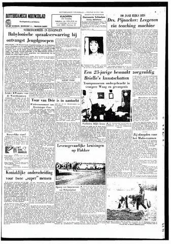 Rotterdamsch Nieuwsblad / Schiedamsche Courant / Rotterdams Dagblad / Waterweg / Algemeen Dagblad 1965-07-23