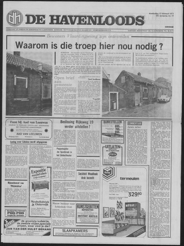 De Havenloods 1975-02-13
