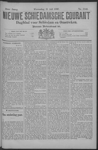 Nieuwe Schiedamsche Courant 1897-07-21
