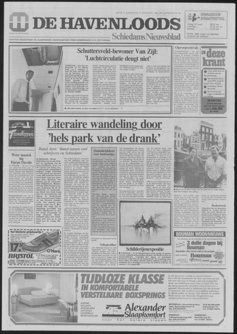 De Havenloods 1990-08-16
