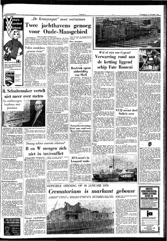 Trouw / De Rotterdammer 1969-10-15