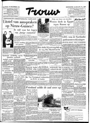 Trouw / De Rotterdammer 1955-12-19