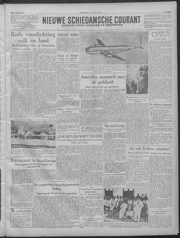 Nieuwe Schiedamsche Courant 1949-07-28