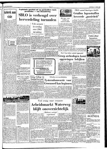 Trouw / De Rotterdammer 1964-04-08