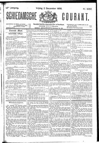 Schiedamsche Courant 1898-12-02