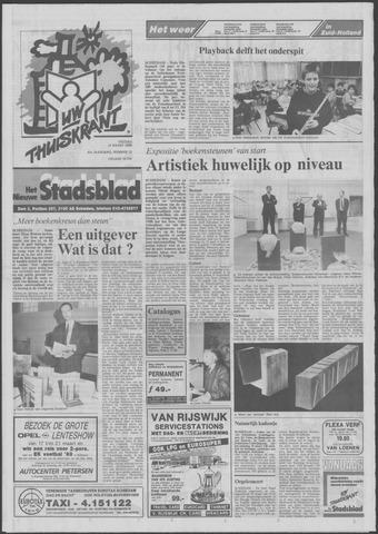 Het Nieuwe Stadsblad 1988-03-18