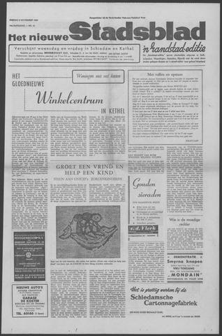 Het Nieuwe Stadsblad 1964-11-06