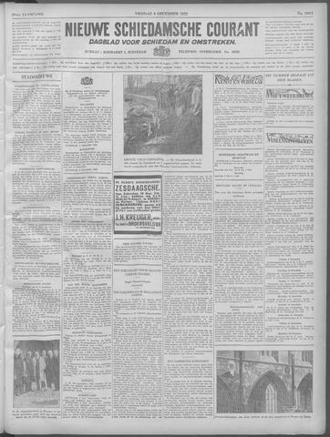Nieuwe Schiedamsche Courant 1932-12-09