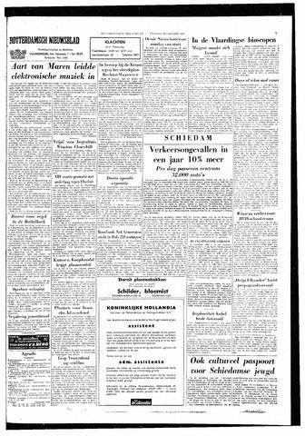 Rotterdamsch Nieuwsblad / Schiedamsche Courant / Rotterdams Dagblad / Waterweg / Algemeen Dagblad 1965-01-29