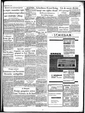 Rotterdamsch Parool / De Schiedammer 1962-11-03