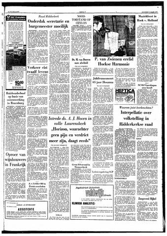Trouw / De Rotterdammer 1971-03-08