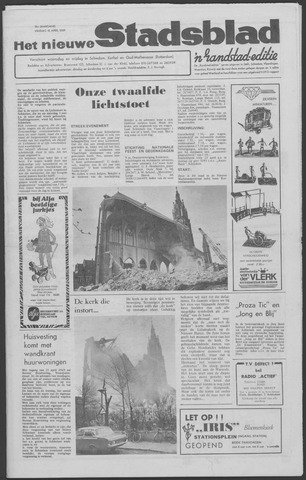 Het Nieuwe Stadsblad 1969-04-18