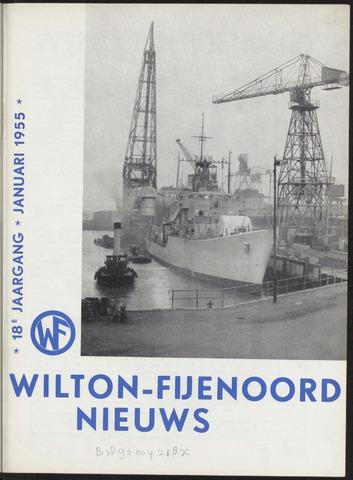 Wilton Fijenoord Nieuws 1955