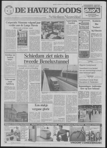 De Havenloods 1986-11-06