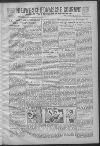 Nieuwe Schiedamsche Courant 1946-06-14