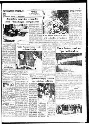 Rotterdamsch Nieuwsblad / Schiedamsche Courant / Rotterdams Dagblad / Waterweg / Algemeen Dagblad 1966-03-09