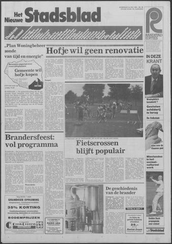 Het Nieuwe Stadsblad 1985-07-24