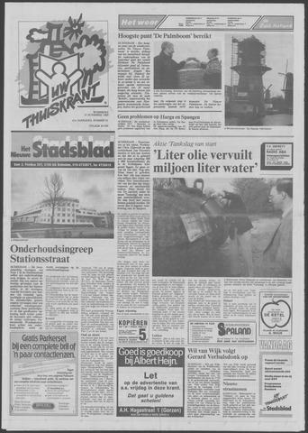 Het Nieuwe Stadsblad 1989-11-15