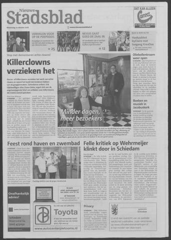 Het Nieuwe Stadsblad 2016-10-19