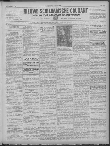 Nieuwe Schiedamsche Courant 1933-06-01