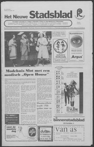 Het Nieuwe Stadsblad 1971-03-26