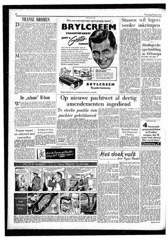 Rotterdamsch Parool / De Schiedammer 1957-06-26