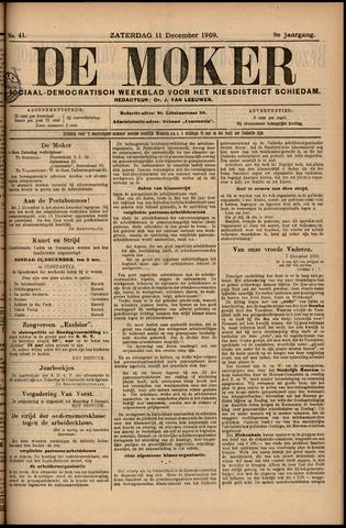 De Moker 1909-12-11