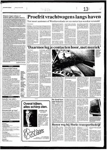 Rotterdamsch Nieuwsblad / Schiedamsche Courant / Rotterdams Dagblad / Waterweg / Algemeen Dagblad 1993-02-09