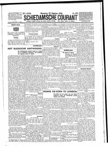 Schiedamsche Courant 1935-08-28