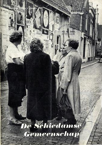 Schiedamse Gemeenschap (tijdschrift) 1957-03-01