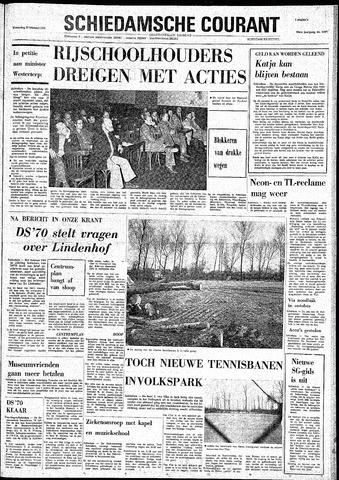 Rotterdamsch Nieuwsblad / Schiedamsche Courant / Rotterdams Dagblad / Waterweg / Algemeen Dagblad 1974-02-20