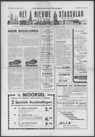 Het Nieuwe Stadsblad 1955-10-19