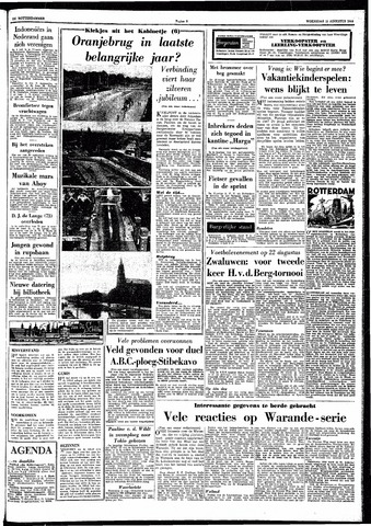 Trouw / De Rotterdammer 1964-08-12