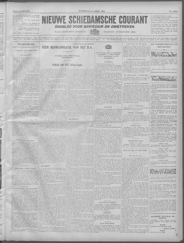 Nieuwe Schiedamsche Courant 1932-04-06