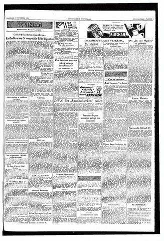 Rotterdamsch Nieuwsblad / Schiedamsche Courant / Rotterdams Dagblad / Waterweg / Algemeen Dagblad 1953-11-16