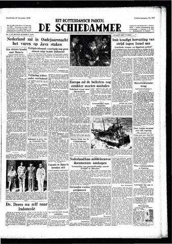 Rotterdamsch Parool / De Schiedammer 1948-12-30