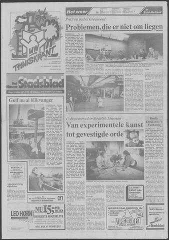 Het Nieuwe Stadsblad 1988-11-02