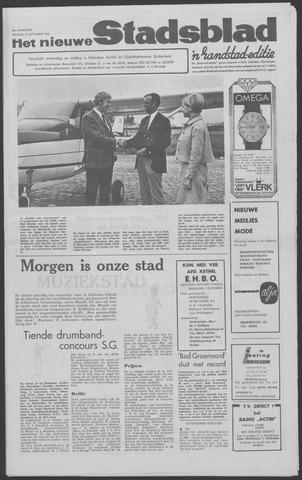 Het Nieuwe Stadsblad 1968-09-13