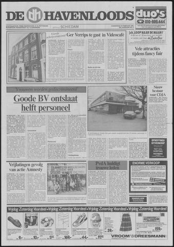 De Havenloods 1986-02-20
