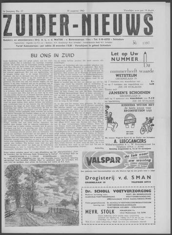 Zuider Nieuws 1962-08-23