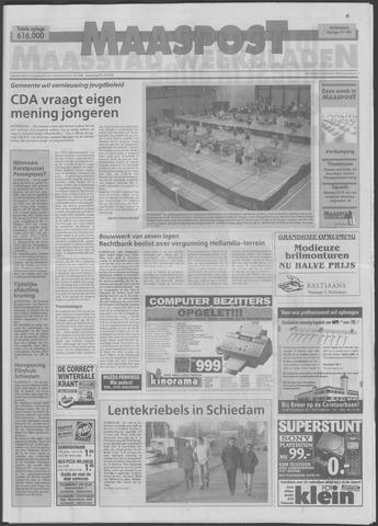 Maaspost / Maasstad / Maasstad Pers 1998-01-14
