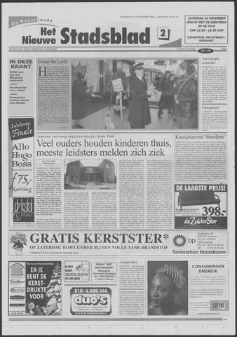 Het Nieuwe Stadsblad 2000-12-14