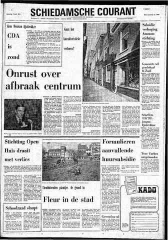 Rotterdamsch Nieuwsblad / Schiedamsche Courant / Rotterdams Dagblad / Waterweg / Algemeen Dagblad 1974-04-06