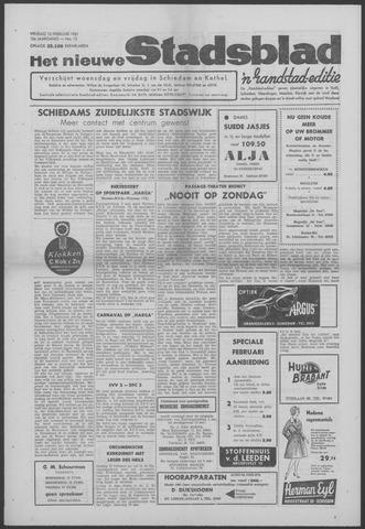 Het Nieuwe Stadsblad 1961-02-10