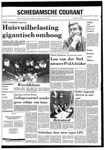 Rotterdamsch Nieuwsblad / Schiedamsche Courant / Rotterdams Dagblad / Waterweg / Algemeen Dagblad 1979-09-18